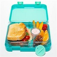 Meal Prep Lunch Box - Leakproof 4 Compartment