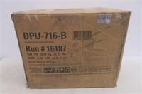 CorLiving DPU-716-B 2Pk Adjustable Bar Stool,