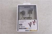 Sony SP600N Wireless Noise Canceling Sports In-Ear