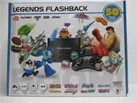 Legends Flashback 50 Gaming Console