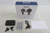 RHA TrueConnect Wireless Earbuds w/ Bluetooth 5 &