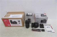 Canon EOS Rebel T100 DSLR Camera Bundle w/ 18-55mm