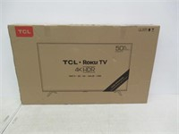 TCL 50S425-CA 4K Ultra HD Smart LED Television