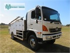2012 Hino 500 Series 1322 GT 4x4 Service Vehicle