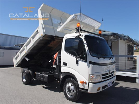 2008 Hino 300 Series Catalano Truck And Equipment Sales And Hire - Trucks for Sale