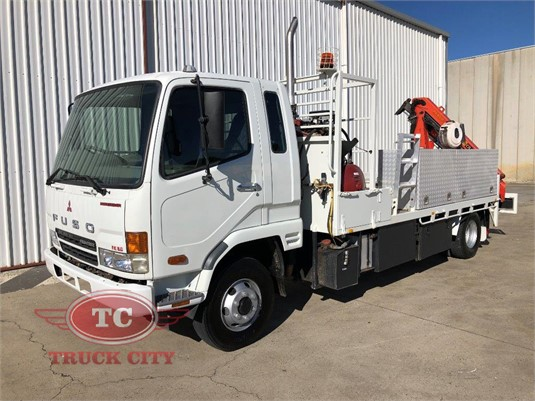 2007 Mitsubishi Fighter FK6.0 Truck City - Trucks for Sale