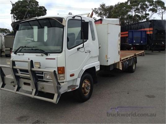 2004 Mitsubishi Fuso FK600 - Trucks for Sale
