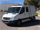Mercedes Benz SPRINTER 316 4x2|Service Vehicle