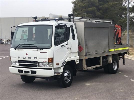 2007 Mitsubishi Fuso FIGHTER FK618 - Trucks for Sale