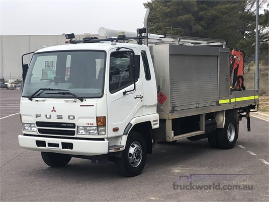 2007 Mitsubishi Fuso FIGHTER FK618 - Trucks for Sale