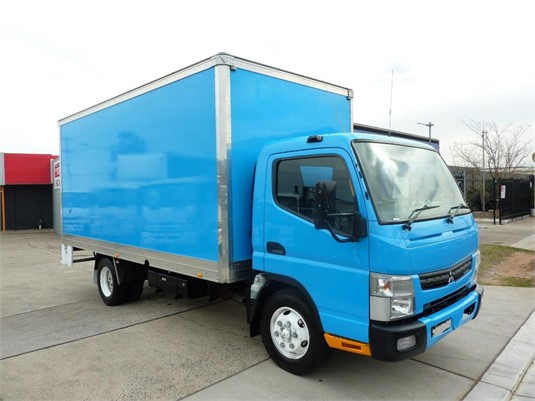 2012 Fuso Canter FE - Trucks for Sale