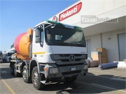 MERCEDES-BENZ ACTROS 4141  used