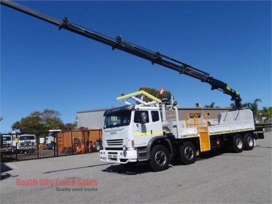 2008 Iveco Acco 8x4 South City Truck Sales  - Trucks for Sale
