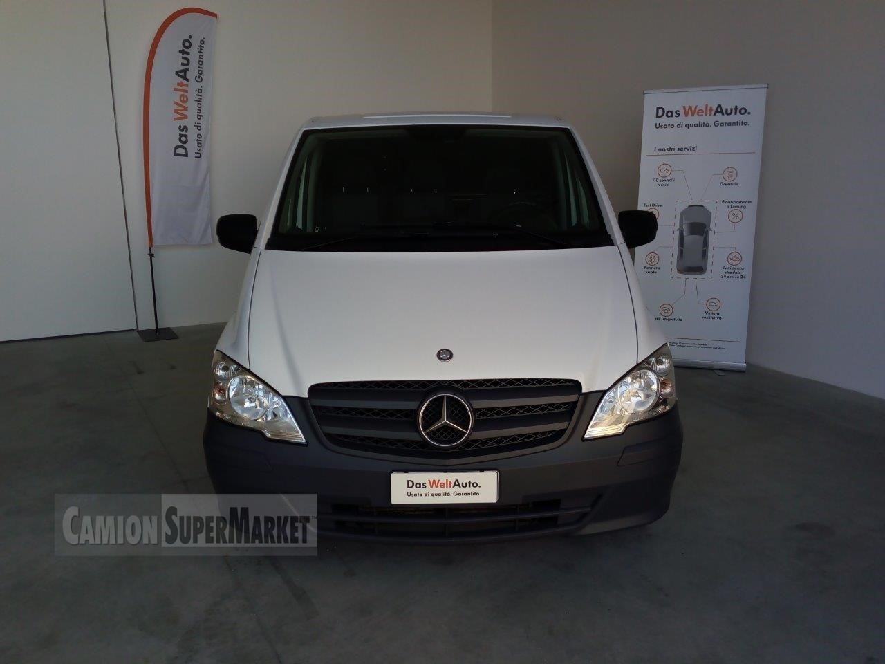 Mercedes-Benz VITO 113 Uzywany 2015