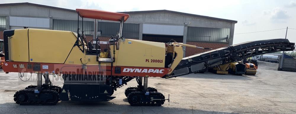 Dynapac PL2000LS Uzywany 2006