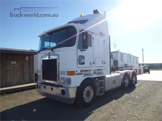 2008 Kenworth K108 Western Traders 87 - Trucks for Sale