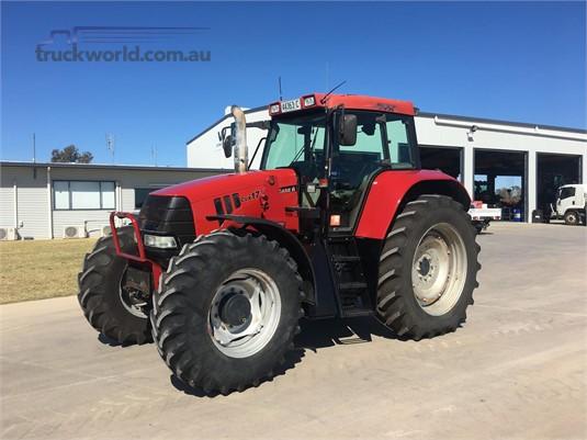 Case Ih CVX170 Black Truck Sales - Farm Machinery for Sale