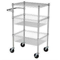 HDX MOBILE CART WITH CASTERS