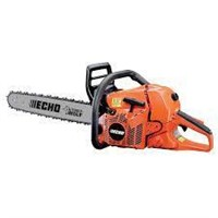 ECHO 20 INCH CHAIN SAW (NOT ASSEMBLED)