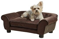 ENCHANTED HOME PET PLUSH PET SOFA