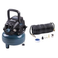 ANVIL 2G PANCAKE AIR COMPRESSOR WITH THE