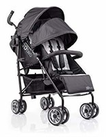 SUMMER INFANT DOUBLE CONVENIENCE STROLLER (USED)