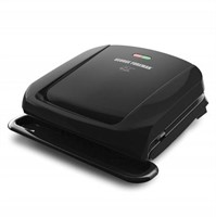 GEORGE FOREMAN 4 SERVING GRILL PANINI PRESS