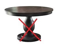 """48"""" ROUND TABLE (TOP ONLY)"""