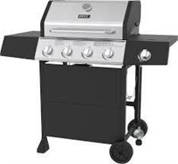 BACKYARD GRILL 4 BURNER GAS GRILL (NOT ASSEMBLED)