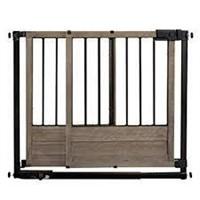 SUMMER INFANT RUSTIC HOME GATE SLIDING BARN DOOR