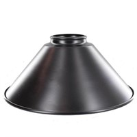 3 PIECES CONE SHAPE METAL COVER