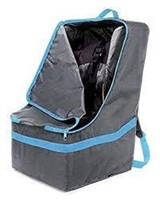 ZOHZO ADJUSTABLE PADDED BAG FOR CAR SEAT