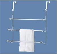 HOME BASIC OVER THE DOOR TOWEL HOLDER