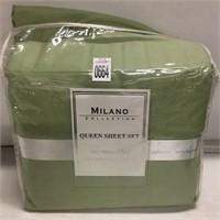 MILANO COLLECTION, QUEEN SHEET SET