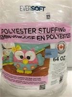 EVERSOFT POLYESTER STUFFING NO VARIANT