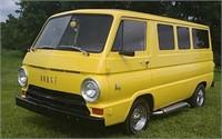 1967 Dodge 100 Van Custom