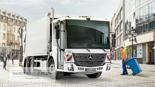 Mercedes Benz Econic 1835 4x2