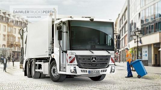 Mercedes Benz Econic 2630 6x4