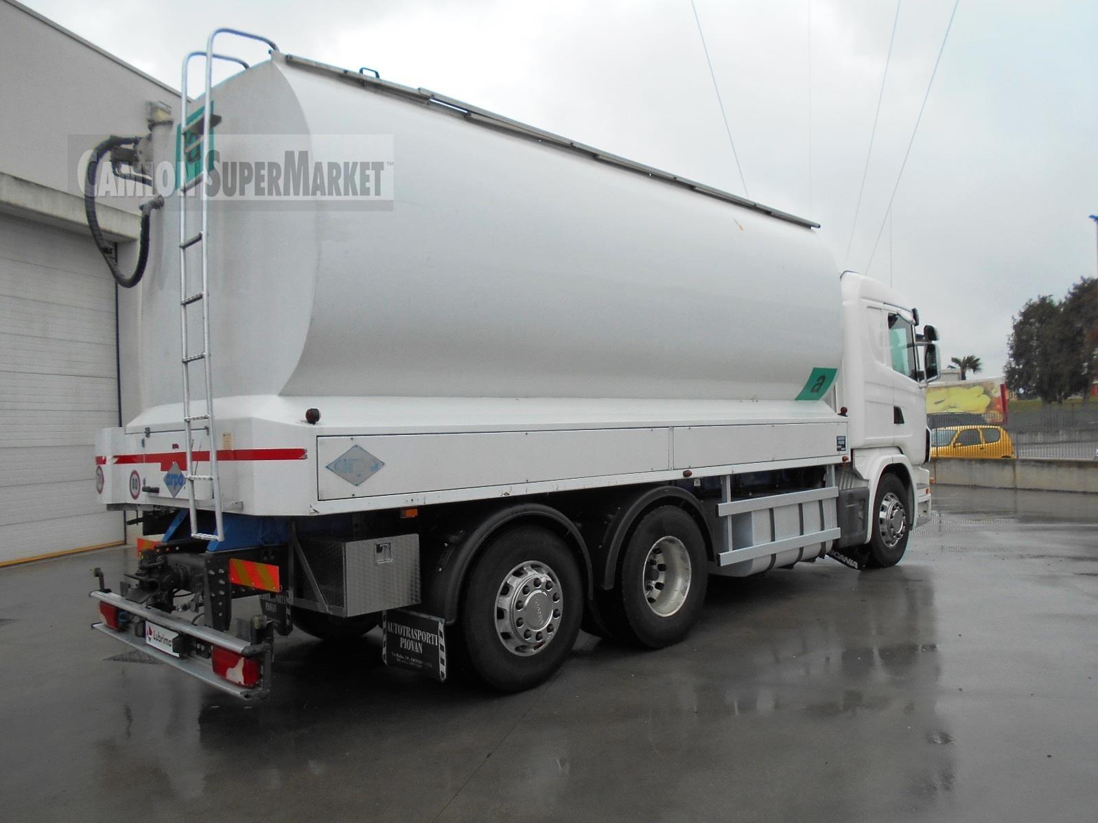 Scania R440 used 2011