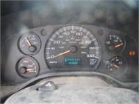 2007 CHEVROLET EXPRESS G1500 92868 MILES