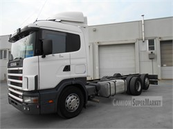 Scania R124.400  used