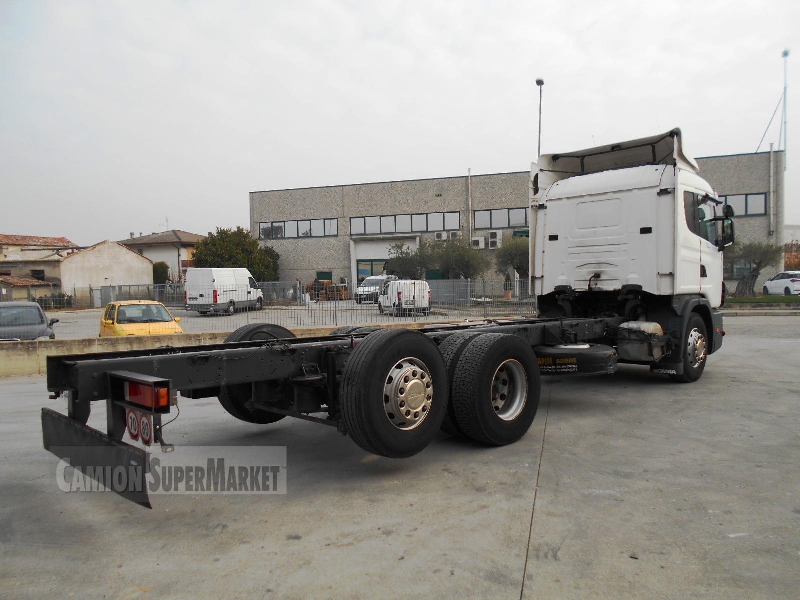 Scania R124.400 Usato 2000
