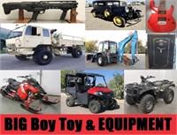 Fall Big Boy Toy Sept. 26th, '19 - 6pm