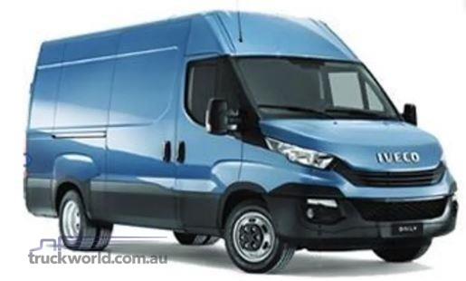 Iveco Daily 35S13V 9m3