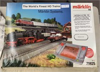 Partial Marklin HO Digital Set 29825