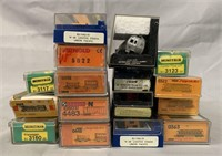 16pc German N Gauge Lot