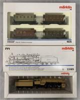 Marklin HO Prussian Train Set