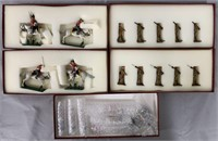 5 Toy Soldier Gallery Sets