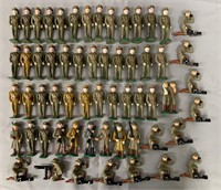 58 Modern Cast Iron Dime-Store Soldiers