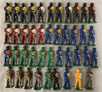 42 Modern Cast Iron Dime-Store Knights